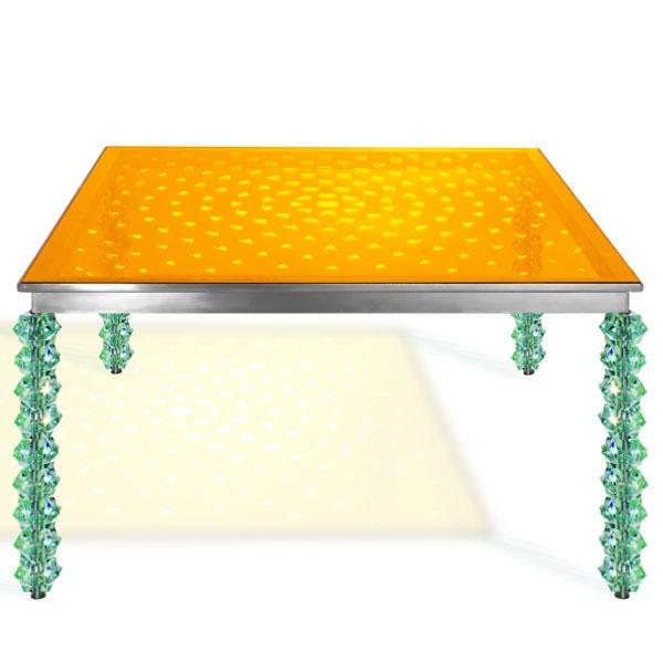 Girl's Best Friend table