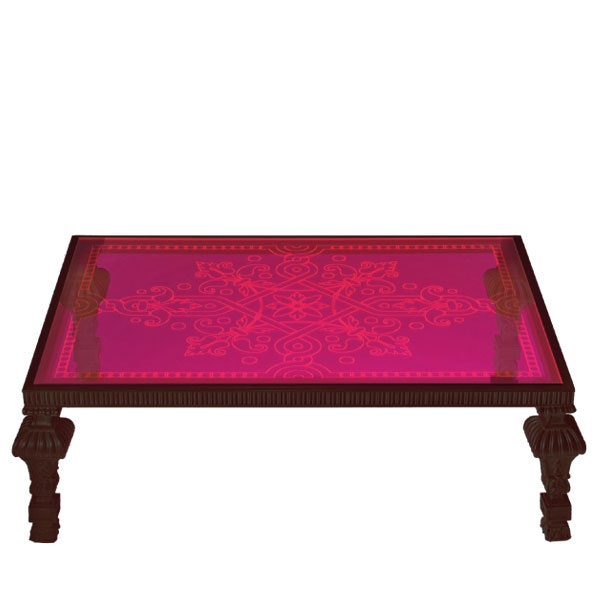 Pinkdime Low table